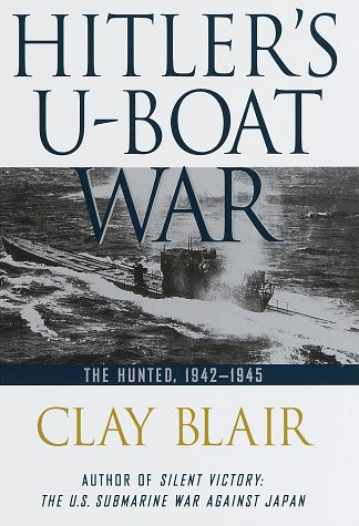 Hitlers u-boat war the hunted epub