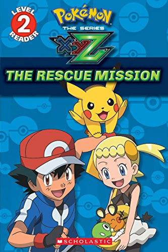 the-rescue-mission-pokemon-leveled-reader