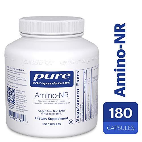 - Pure Encapsulations - Amino-NR - Hypoallergenic Amino Acid Complex - 180 Capsules