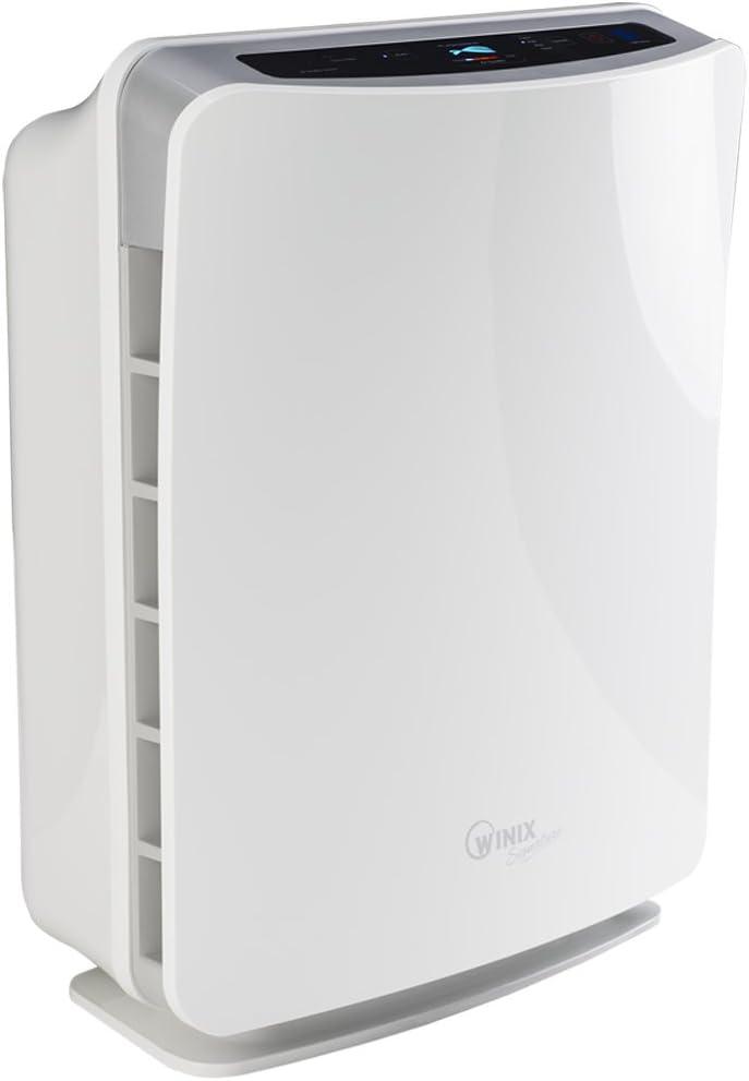 WACU300 - Purificador de aire con filtro HEPA y Tecnología PlasmaWave. Para habitaciones de hasta 30m2: Amazon.es: Hogar