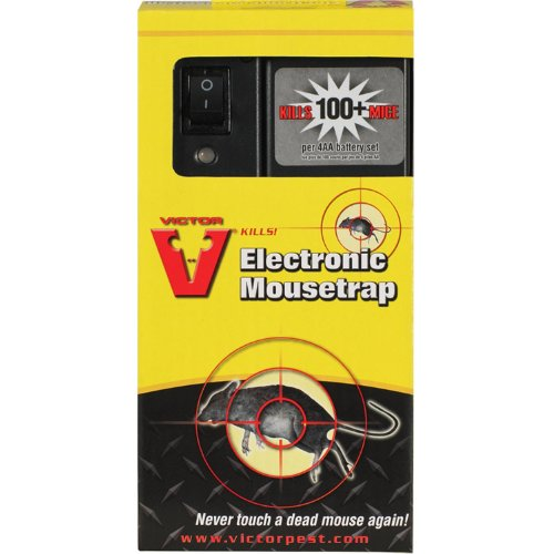 Victor-Electronic-Mouse-Trap-M2524