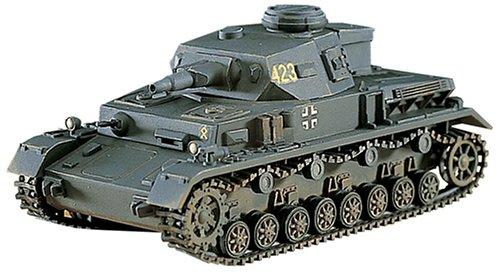 PzKpfw IV Ausf F1 Tank 1/72 Hasegawa