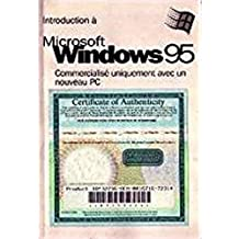 "Microsoft Windows 95 ""For Distribution Only with a New PC"""
