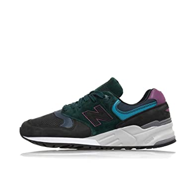 purchase cheap fe485 54bbf Amazon.com | New Balance Mens Suede Wedge Athletic Shoes | Shoes
