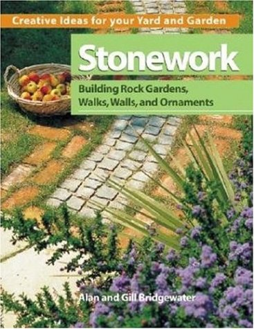 Stonework: Building Rock Gardens, Walks, Walls, and Ornaments (Creative Ideas for Your Yard and Garden) - Architectural Silver Outdoor Wall