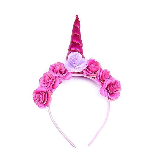 Amazon.com  My Little Pony Deluxe Headband Unicorn Headband For ... 516c34965ac