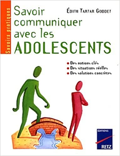 Lire Savoir communiquer avec les adolescents pdf