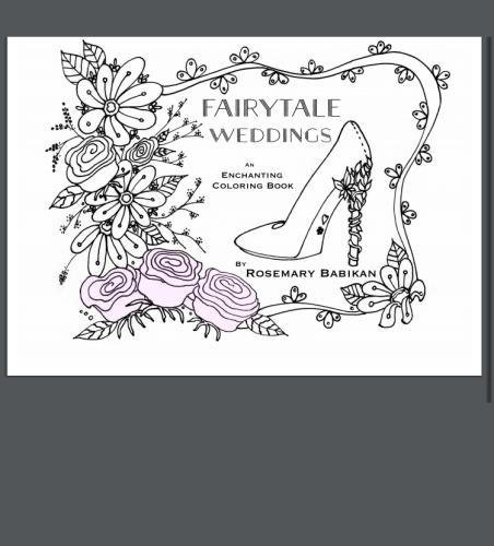 - FairyTale Weddings, An Adult Coloring Book: An Enchanting Coloring Book:  Babikan, Rosemary A: 9781979625869: Amazon.com: Books