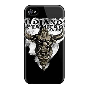 Iphone 4/4s BKd15775wHVu Unique Design Fashion Dissection Band Skin Scratch Protection Hard Phone Cover -ErleneRobinson