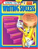 Steps to Writing Success Level 1: 28 Step-By-Step Writing Project Lessons Plans (28 Step-By-Step Writing Success)