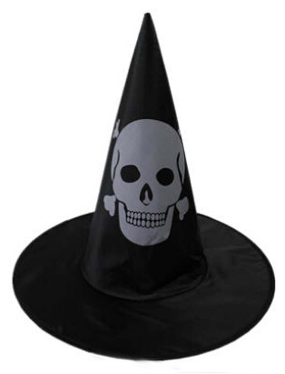 Party Perform Supplies Halloween&Christmas Dance Party Hat Wizard&Witches Hat