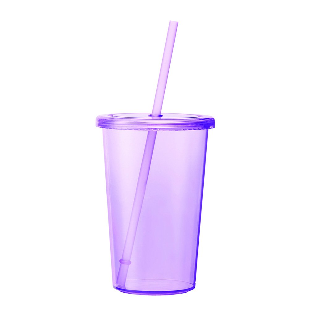 Sizzle 16 Oz  Tumbler With Straw - 150 Quantity - $2 30 Each