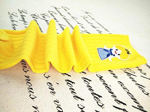 Jaune Pour Imprimé Paire Socquette Ans Petite Chaussette Enfant Fille Bleue 1 2 Stocking En Acvip Genou Coton Princesse Haute 6 De qPRFExZ