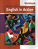 img - for English in Action 4, Workbook (Book & Audio CD ) book / textbook / text book