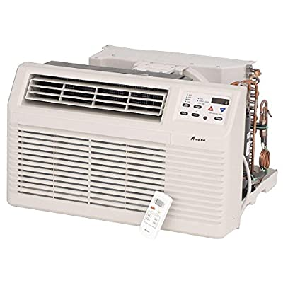 Amana 12,000 BTU 230-Volt/208-Volt Through-The-Wall Air Conditioner with Heat