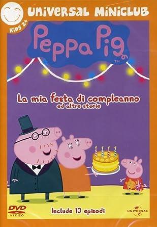 Peppa Pig Il Compleanno Di Natale.Amazon It Peppa Pig La Mia Festa Di Compleanno Acquista In