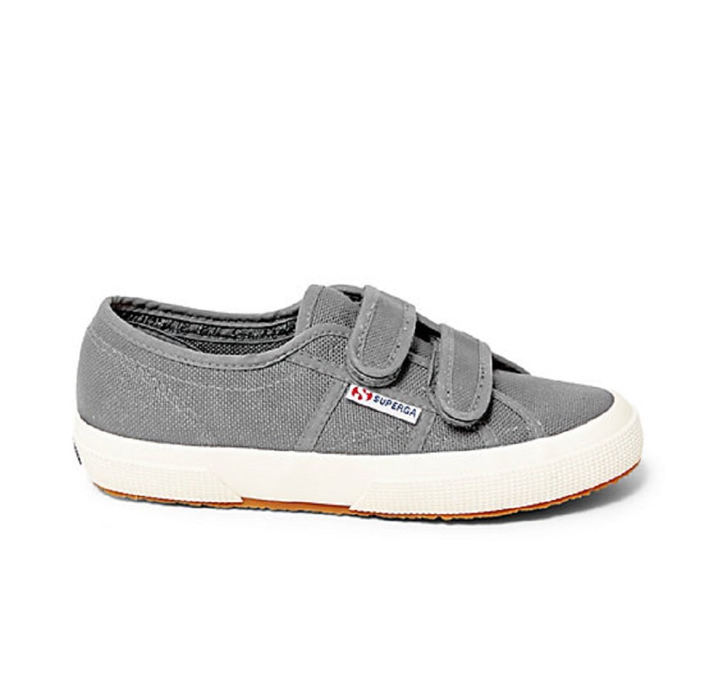 Superga Women's 2750 Velcro Sneakers B01M1AATZS 41 M EU|Grey Sage