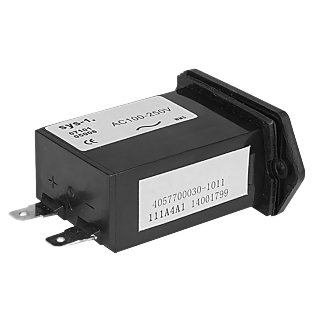 Ac100 250v Electromechanical Hour Meter Counter Automotive Electrical Timer Relay India