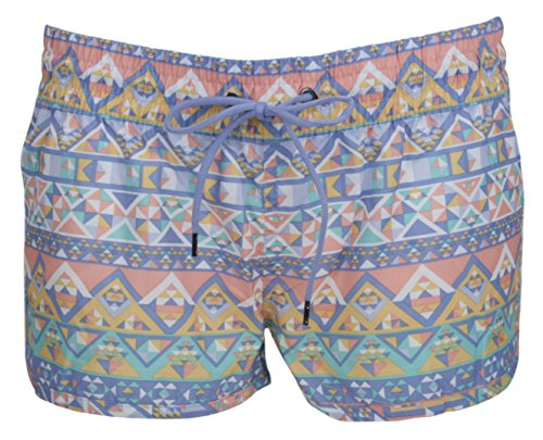 Azteco Blu Franks Pantaloncini Tom Donna EwIgWq