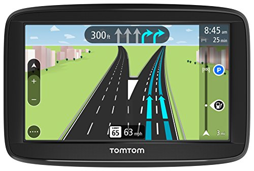 TomTom VIA 1525TM 5-Inch GPS Navigation Device with Free Lifetime Traffic (Best Gps Navigation App)