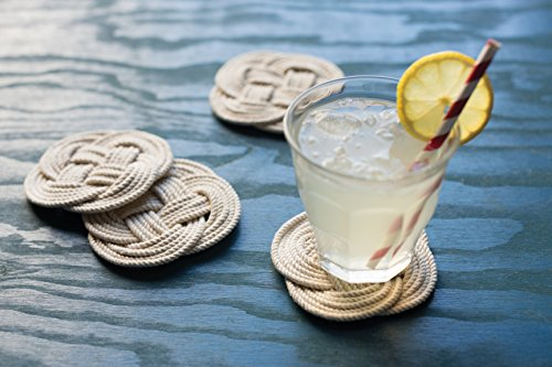 Now-Designs-Crocheted-Nautical-Rope-Coaster