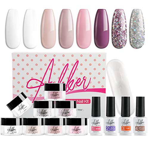 Aikker 13pcs Acrylic Dipping