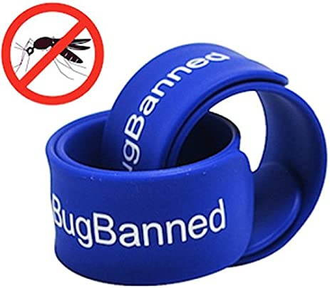 Amazon bugbanned mosquito repellent wrist band best insect bugbanned mosquito repellent wrist band best insect repeller bracelet for adults and kids protection fandeluxe Gallery