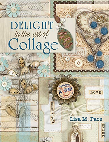 """F&W Media North Light Books-Delight """"In The Art Of Collage"""" from F&W Media"""