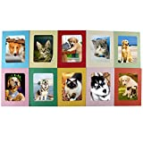 YILOVE Cardboard Paper Picture Frames 4X6 Inch
