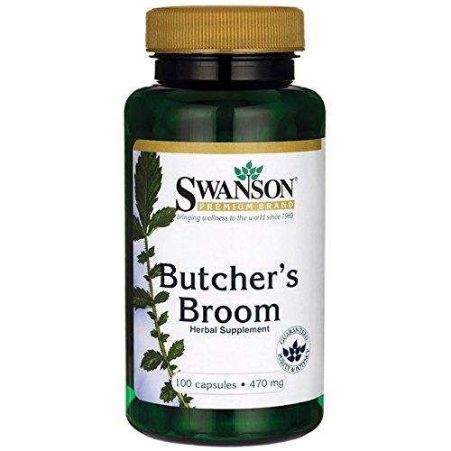 Swanson Butchers Broom 470 Caps