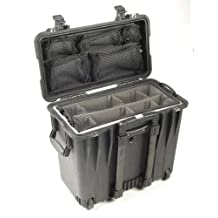 Pelican 1435 Padded Divider Set for The 1430 Case