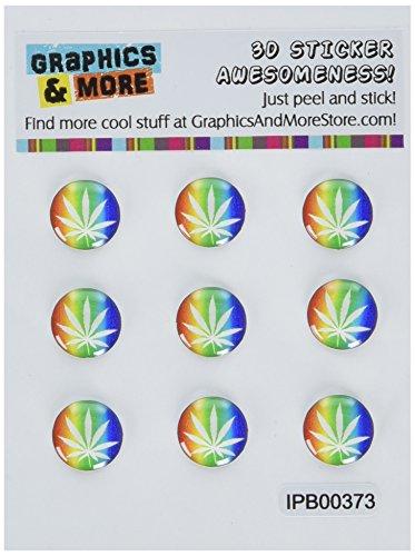 Graphics More Marijuana Leaf Non Retail