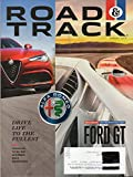 Road & Track 2017 Magazine THE ALL-NEW ALFA ROMEO GIULIA QUADRIFOGLIO First Drive: Bugatti Chiron THE INTERVIEW: EDGAR WRIGHT, WRITER & DIRECTOR OF BABY DRIVER ON GETAWAY CARS, WHEELMEN