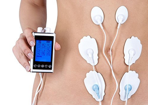 LuxFit Rechargeable Portable Electric Massager product image