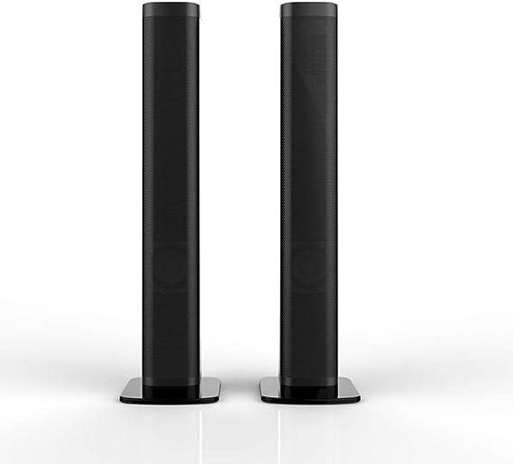 FANGSHUAI Barra de Sonido, Muro del Eco inalámbrica Bluetooth TV LCD de Pared de Colgante de Cine en casa Subwoofer Surround 3D, para PC, de Escritorio, portátil, Tablet, Smartphone, TV: Amazon.es: Electrónica