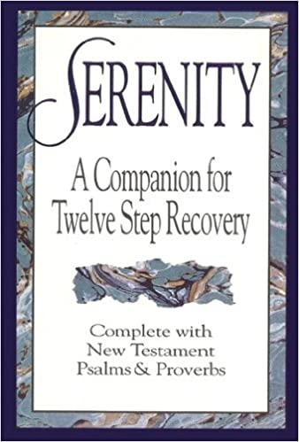Serenity a companion for twelve step recovery 9780785206736 amazon serenity a companion for twelve step recovery 9780785206736 amazon books fandeluxe Images