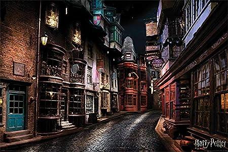 Amazon.de: Wizarding World Harry Potter - Diagon alley, Maxi ...