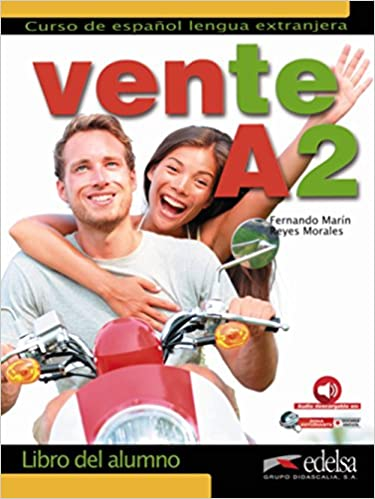 f79068aac605b Buy Vente  Libro del alumno + audio descargable (Volume A2 only) Book Online  at Low Prices in India   Vente  Libro del alumno + audio descargable (Volume  A2 ...