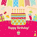 Happy Birthday!: Guest Book for Parties for 8th 9th 10th 11th 12th 13th 14th 15th 16th 17th 18th 19th 20th Birthday Party Supplies in All Departments ... Balloons Favours Favors in All Departments