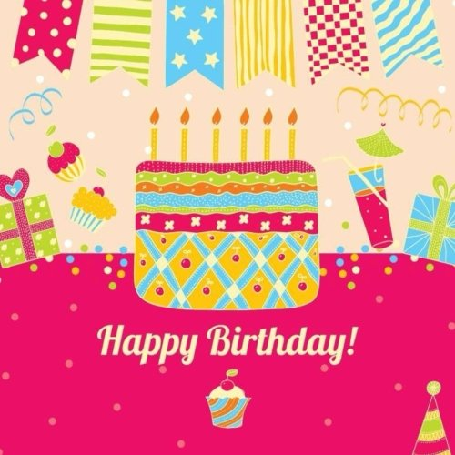 Happy Birthday!: Guest Book for Parties for 8th 9th 10th 11th 12th 13th 14th 15th 16th 17th 18th 19th 20th Birthday Party Supplies in All Departments ... Balloons Favours Favors in All Departments ebook