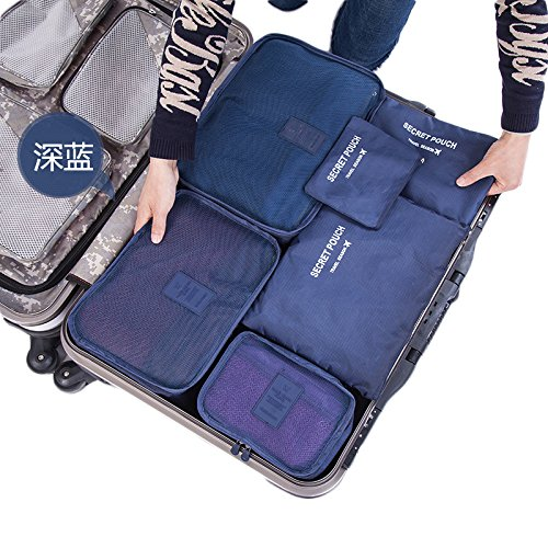 Lian LifeStyle Luggage Compression Pouches