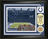 The Highland Mint Indianapolis Colts Single Coin Stadium Photo Mint