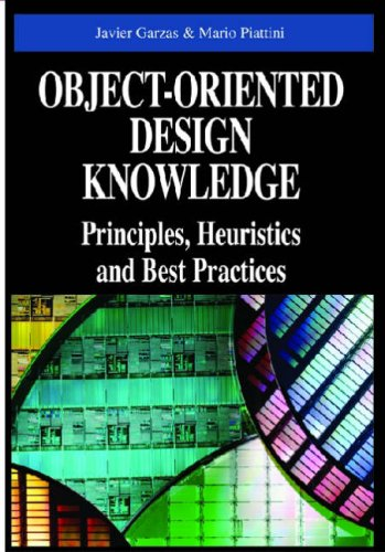 Object Oriented Design Knowledge  Principles Heuristics And Best Practices