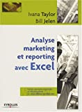 Analyse marketing et reporting avec Excel