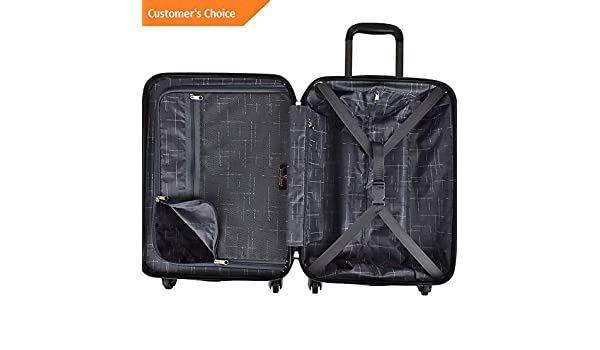 Amazon.com | Sandover U.S. Traveler Highrock 21 in. Hardside Spinner 2 Colors Large Rolling gage | Model LGGG - 2074 | | Luggage