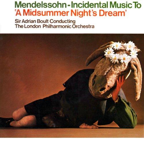 Mendelssohn Incidental Music T...