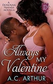 Always My Valentine: A Donovan Friends Novella