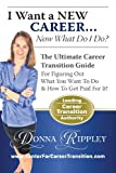 I Want a New Career... Now What Do I Do?, Rippley, Donna, 0983138370