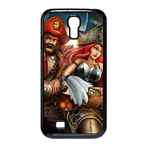 Samsung Galaxy S4 9500 Cell Phone Case Black League of Legends MissFortune cath kidston phone case sgfj7133274