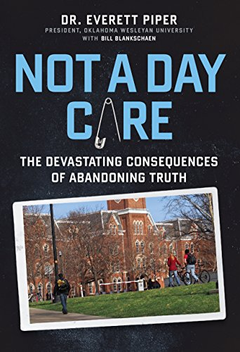 Not a Day Care: The Devastating Consequences of Abandoning Truth cover